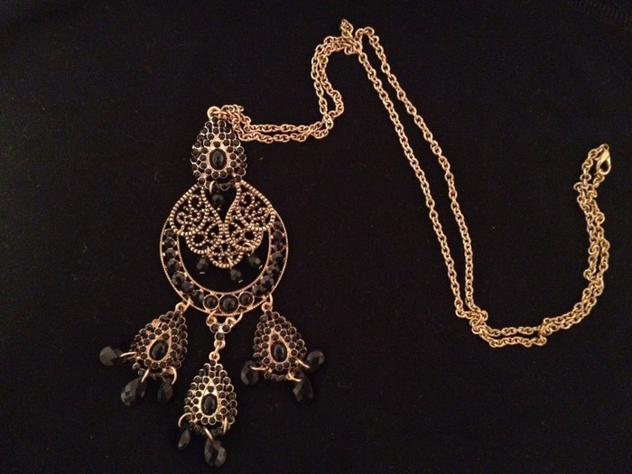 Actual Necklace worn by James Marsters in Dragon Warriors