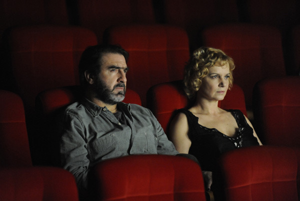 'You and the Night' directed by Yann Gonzalez starring Eric Cantona