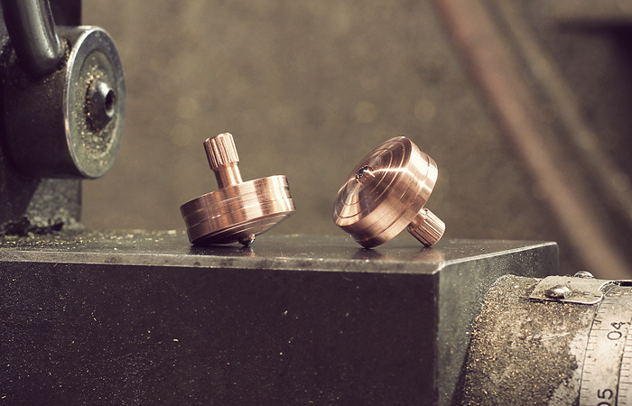 A couple of copper tops!