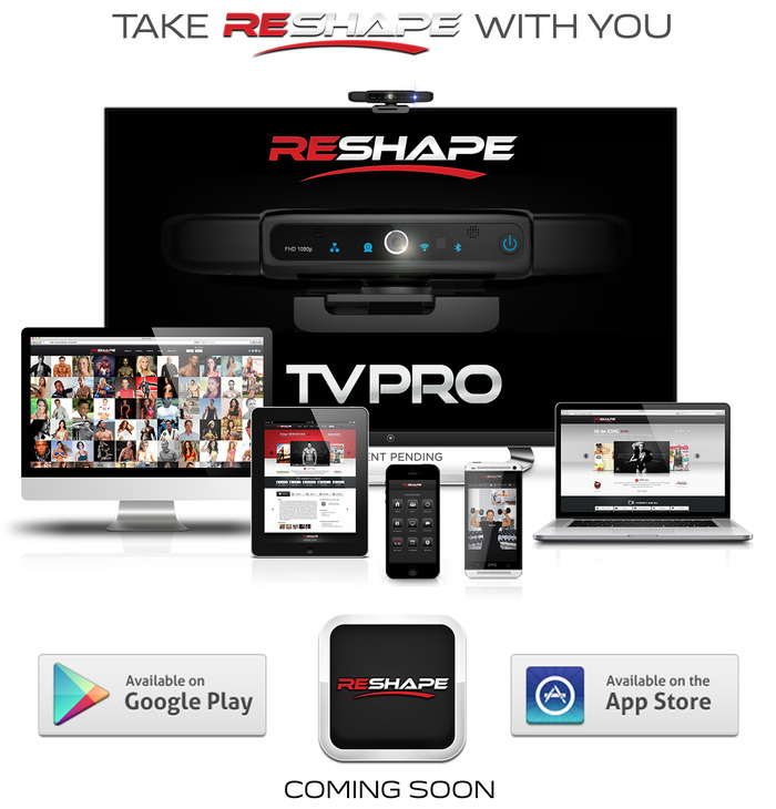 TVPRO First Interactive Media Player w/ Full 1080p HD ...