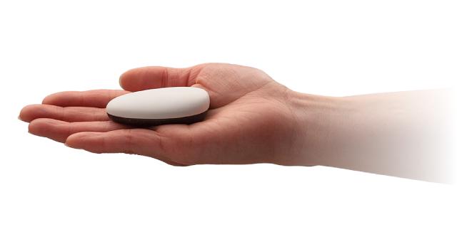Portable pebble