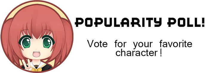 Go to the popularity poll!