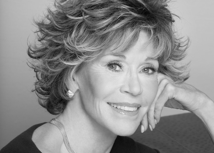 Jane Fonda - Photo credit Firooz Zahedi