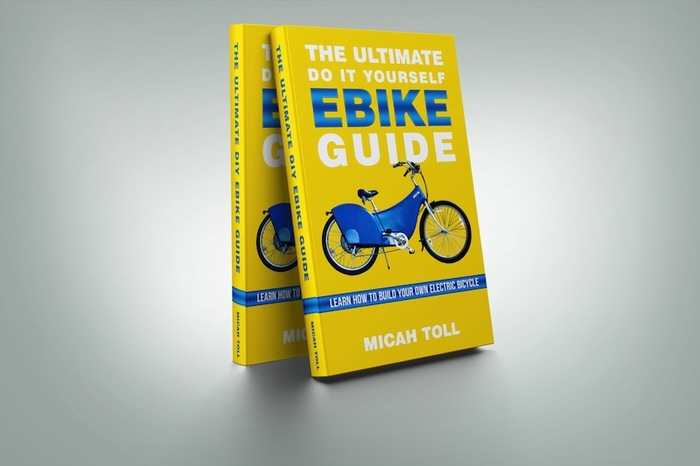 The Ultimate Do-It-Yourself Ebike Guide - (the paperback)