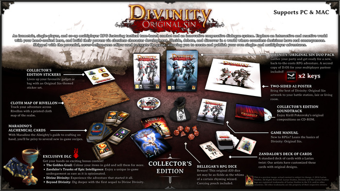 Divinity: Original Sin - All News | Games @ Locus Inn
