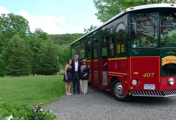 $150 - Explore Ommegang Brewery, Cooperstown Distillery and Rustic Ridge Winery on a Cooperstown trolley tour.