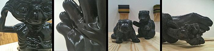 $2000 Reward Level, Limited Edition Sculptures