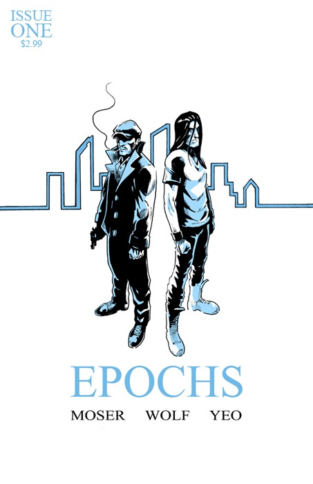 EPOCHS Issue #1 Cover