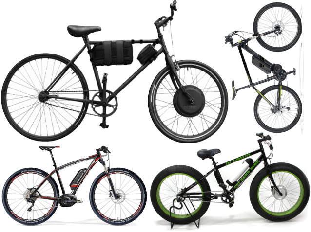 Ebike examples