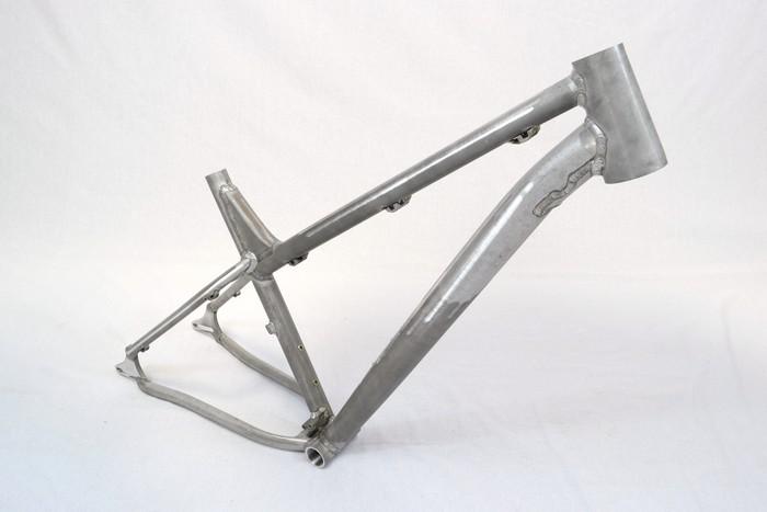 Raw Aluminum Frame