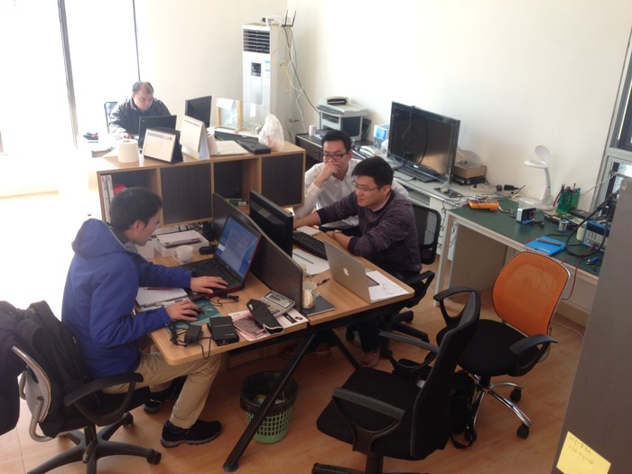China Engineering / Production Team Office