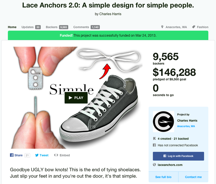 We are not new to Kickstarter!  We have some experience and over 10,000 awesome backers from our previous projects!