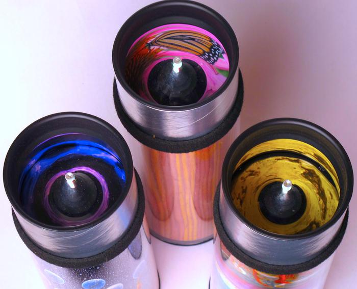 Close-up of Conic Mirror Optics