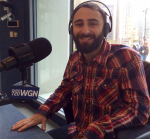 Check out Ben on Chicago WGN Radio!