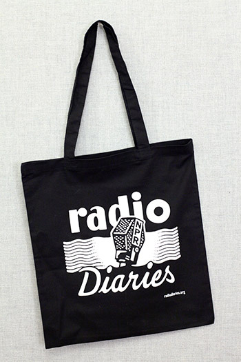 Who doesn't need a tote bag?