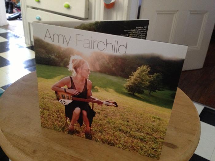 Amy Fairchild cd cover