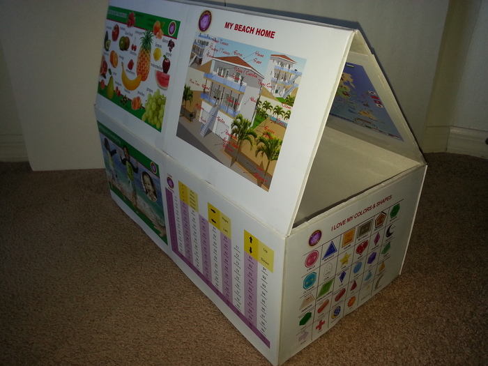 Sean in a Box™ Early Learning & Intelligence System