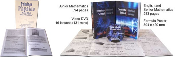 Painless Physics and Complete School