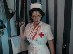 Debbie Rochon as the Narrator