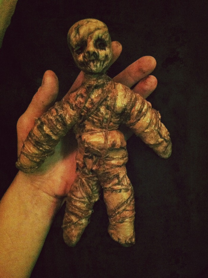Final doll sculpt by Caitlyn Brisbin to be featured in Kadence