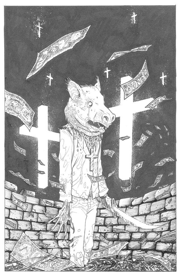 Piggy - Derrick West
