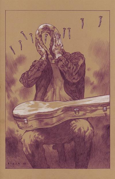 Head Like A Hole - Stephen Russell Black