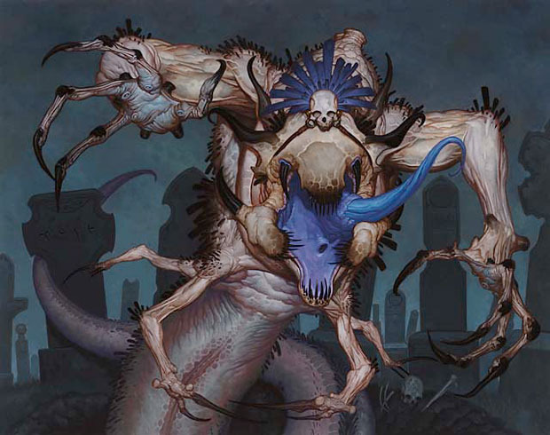 Ichorid by RK Post (© Wizards of the Coast)