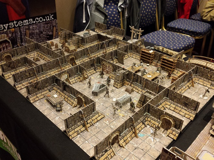 Le temple de morikun battle systems teasing du sci fi for Porte zombicide