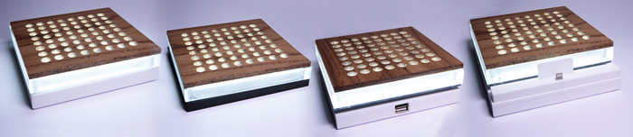 THE WOODEN DOT LIGHT collection