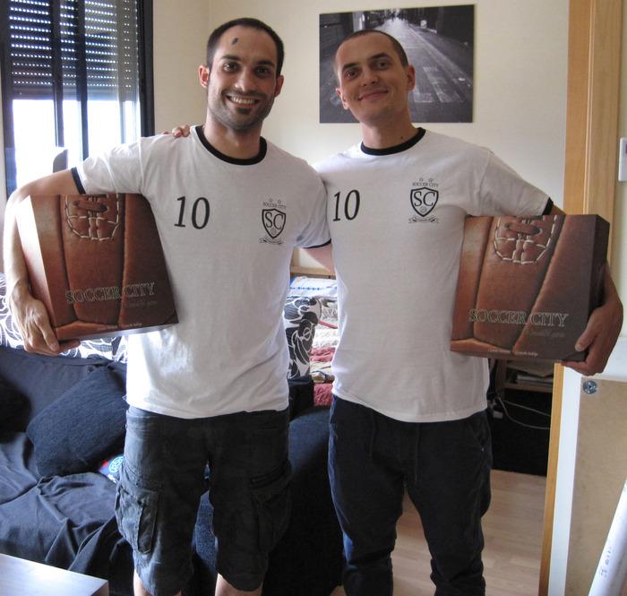 Gonzalo & Lisandro