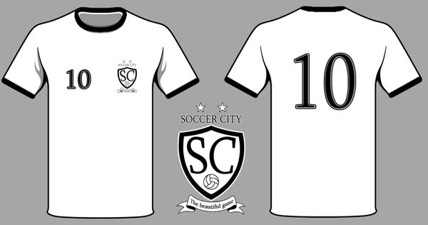 Soccer City T-Shirt