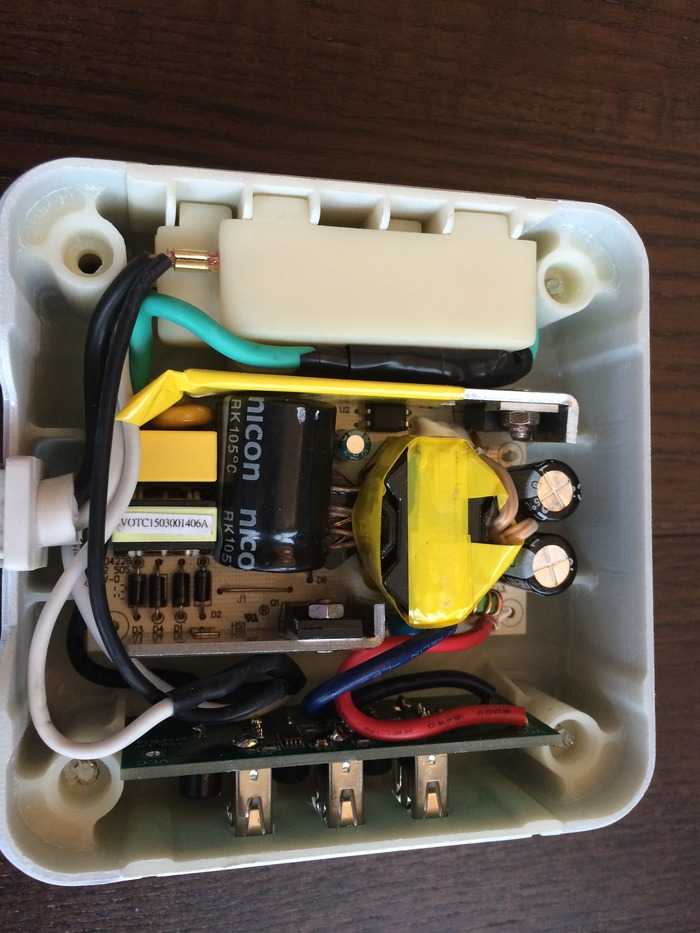 Inside Components of POWERQUBE MINI