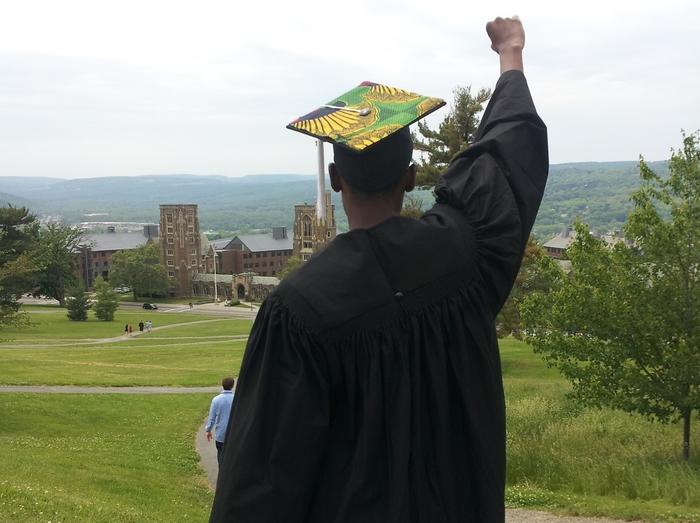 Farewell, Cornell