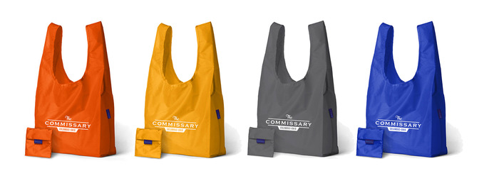 Your Commissary Baggu market bag