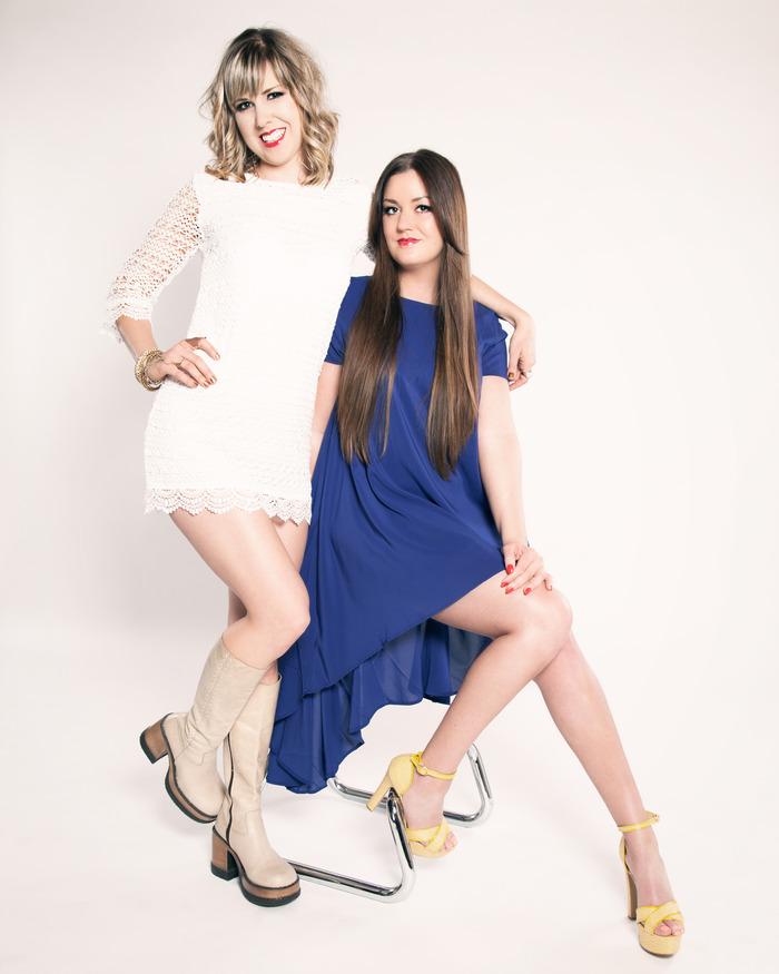 Sara Simms & Melle Oh (Real Life)