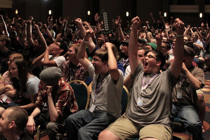 SGC 2013, credit ScrewAttack
