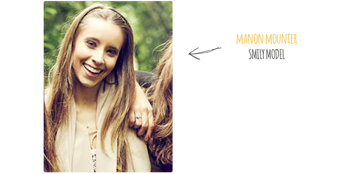 Manon was the first model we had the opportunity to work with. Very smily, it was a pleasure to work with you Manon!