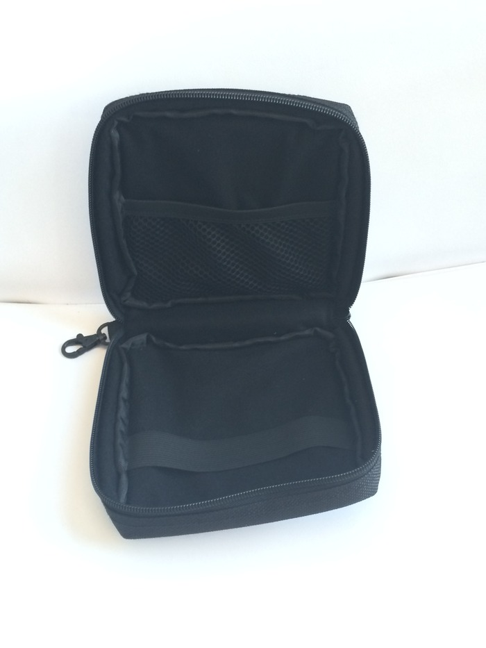 POWERQUBE MINI Carry Case (Inside View)
