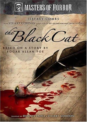 The Black Cat DVD signed by director Stuart Gordon!