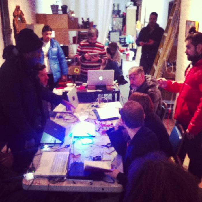 LP creative affordable workshops