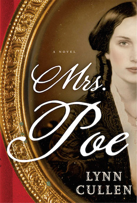 """Signed """"Mrs. Poe"""" by best selling author Lynn Cullen!"""