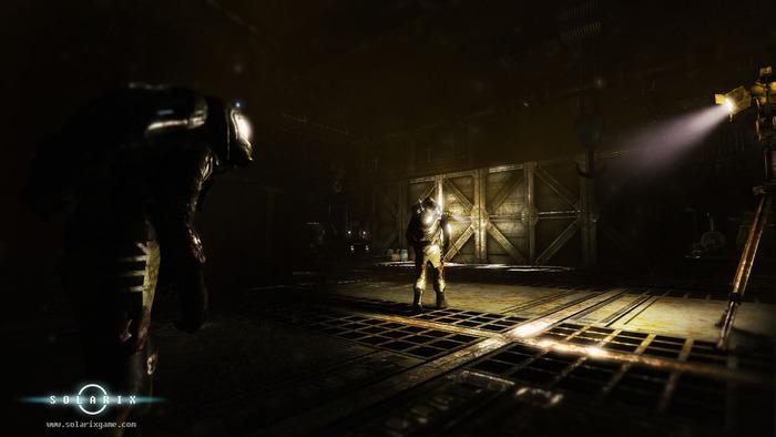 Solarix Zombie-Miners
