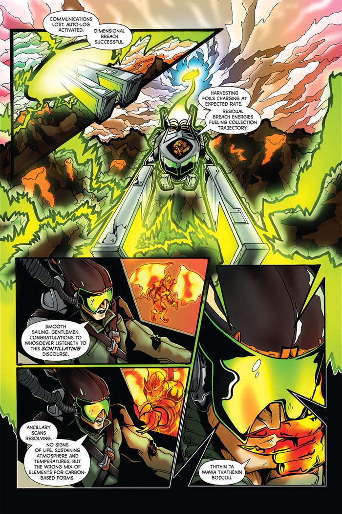 Preview of Page 3 of The Absentee 1!