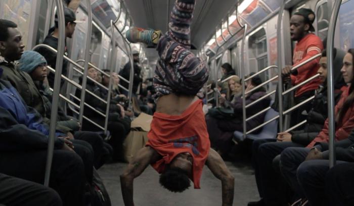 Brooklyn Bound J Train