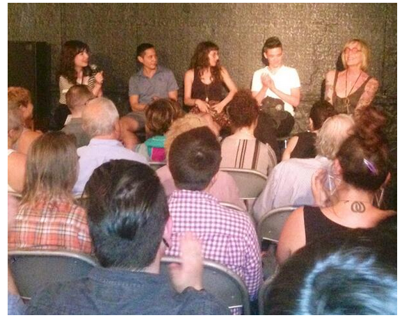 Last night's NYC premier and Q&A
