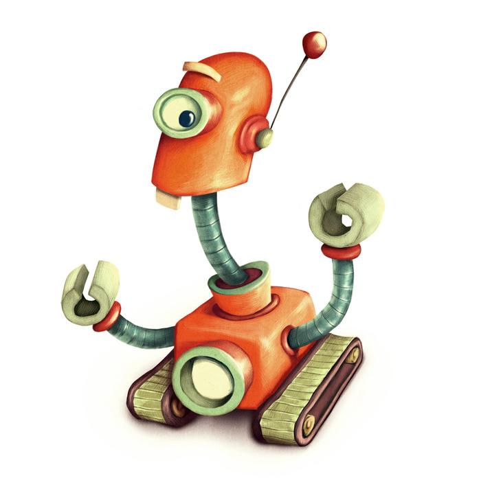 Stinky Robot - Nikola