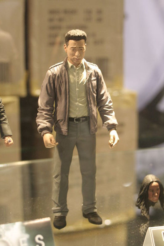 Ando from Heroes- for Mezco toys