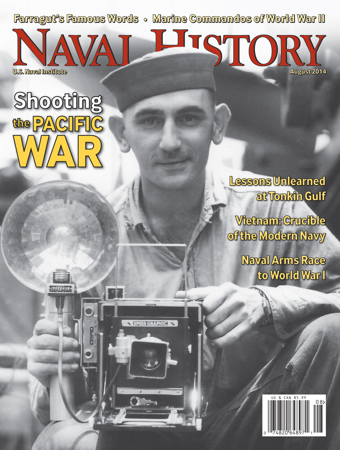 Read the Naval History article on the USS Indianapolis and Sedivi's photography collection
