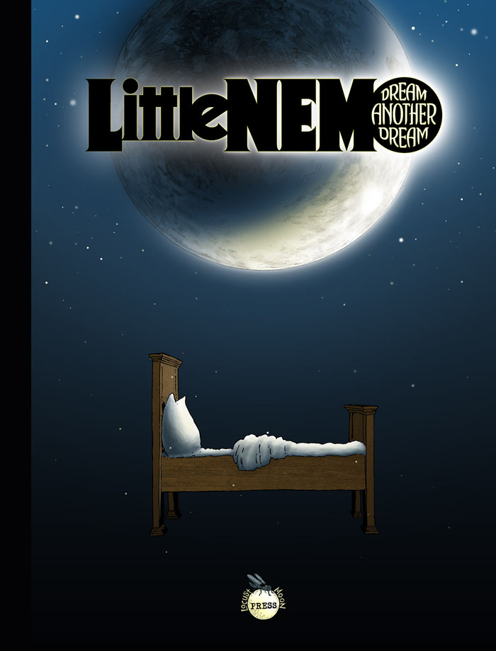 Cover, Little Nemo: Dream Another Dream