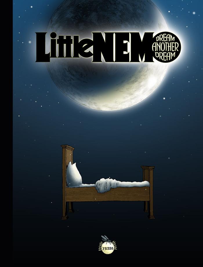 Cover, Little Nemo: Dream Another Dream